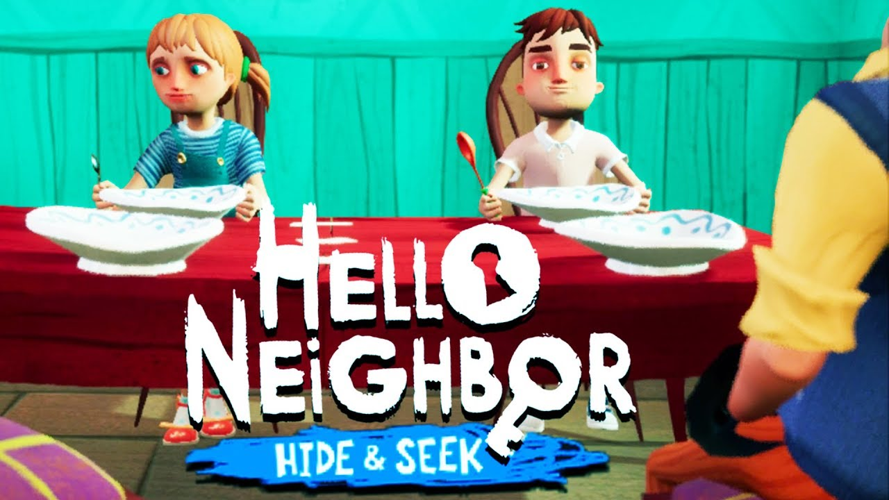 Free download Hello Neighbor Hide and Seek Telecharger Jeux