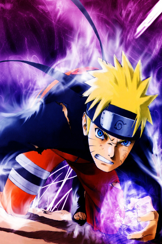 49 Naruto Wallpapers Hd For Iphone On Wallpapersafari
