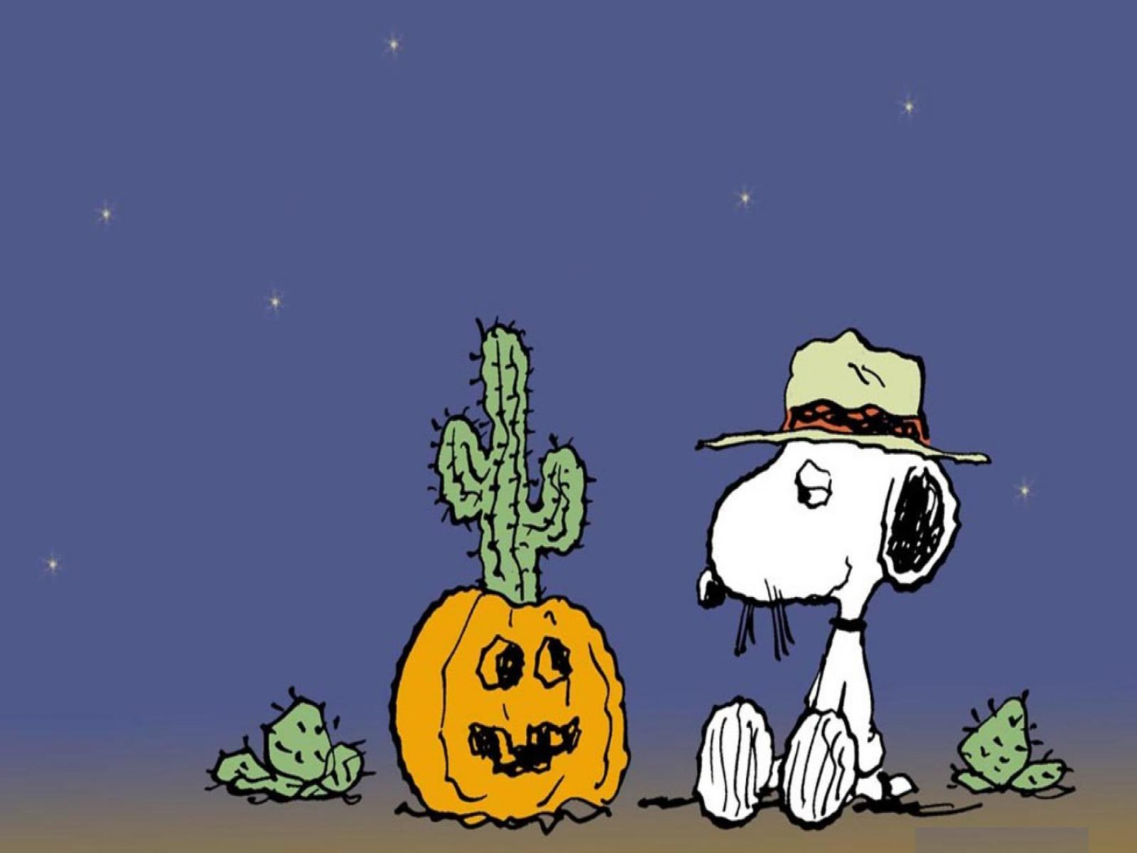 Free Download Charlie Brown Great Pumpkin Wallpaper