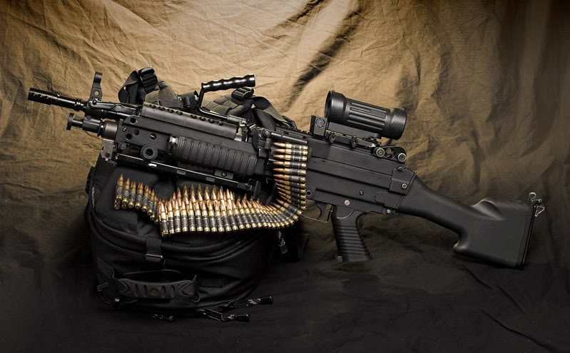 M60 Machine Gun Wallpaper - WallpaperSafari M16 Airsoft