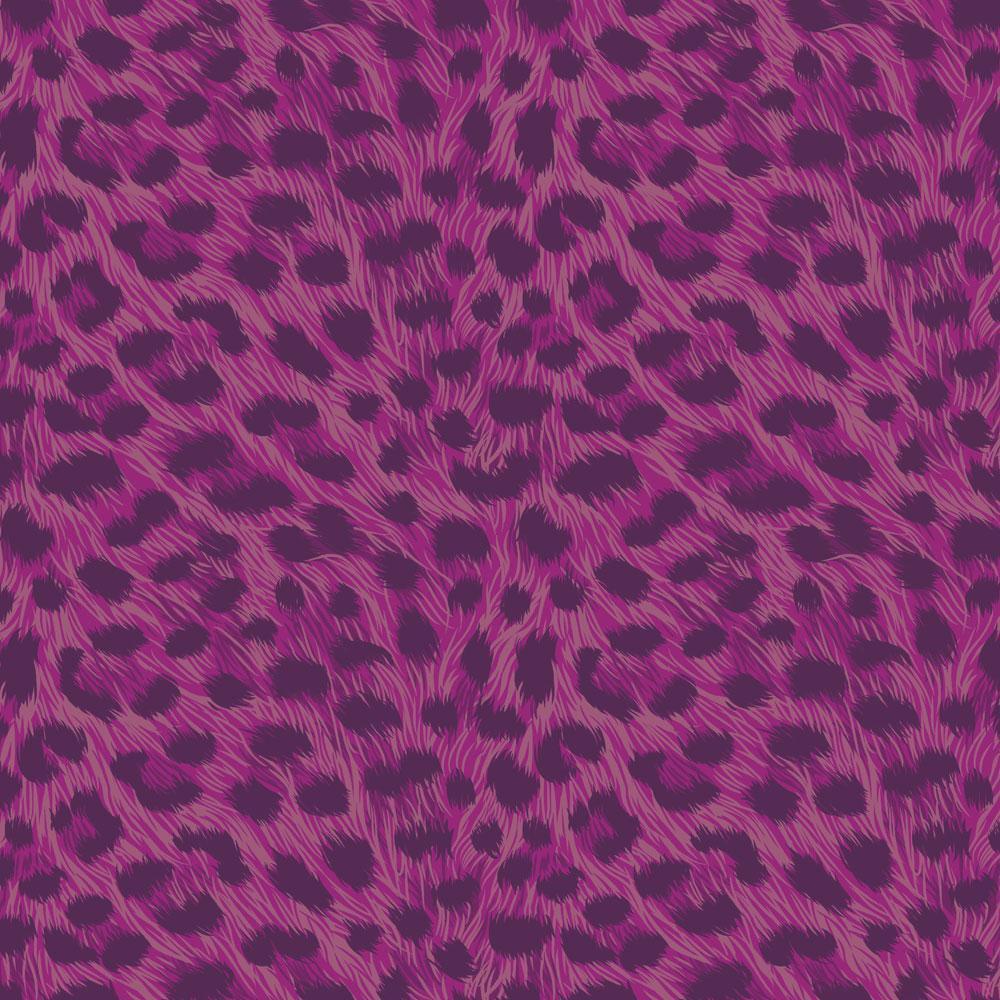 42 purple and gold wallpaper on wallpapersafari - Purple cheetah print background ...