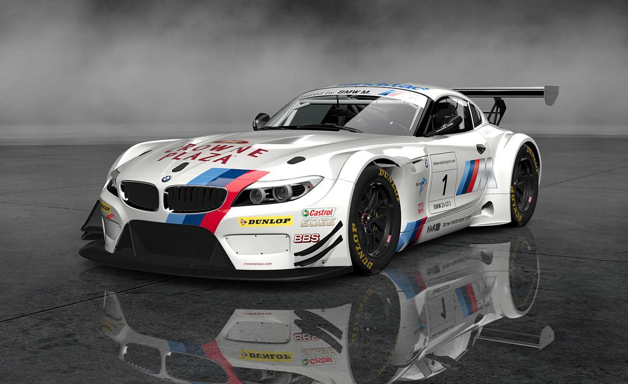 47+ BMW Z4 GT3 Wallpaper on WallpaperSafari