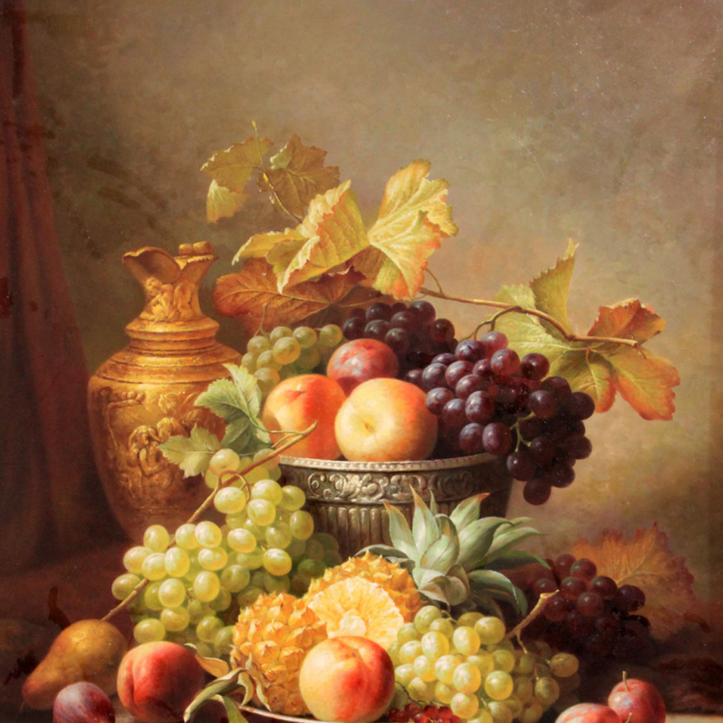 Still life of fruit iPad Backgrounds Best iPad Wallpaper Wallpaper 1024x1024