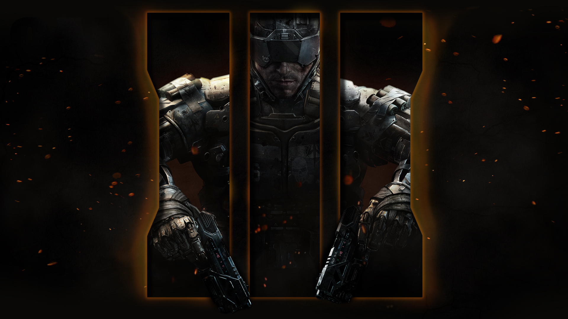 Call of Duty Black Ops 3 Wallpaper 04 by Toby Affenbude 1920x1080