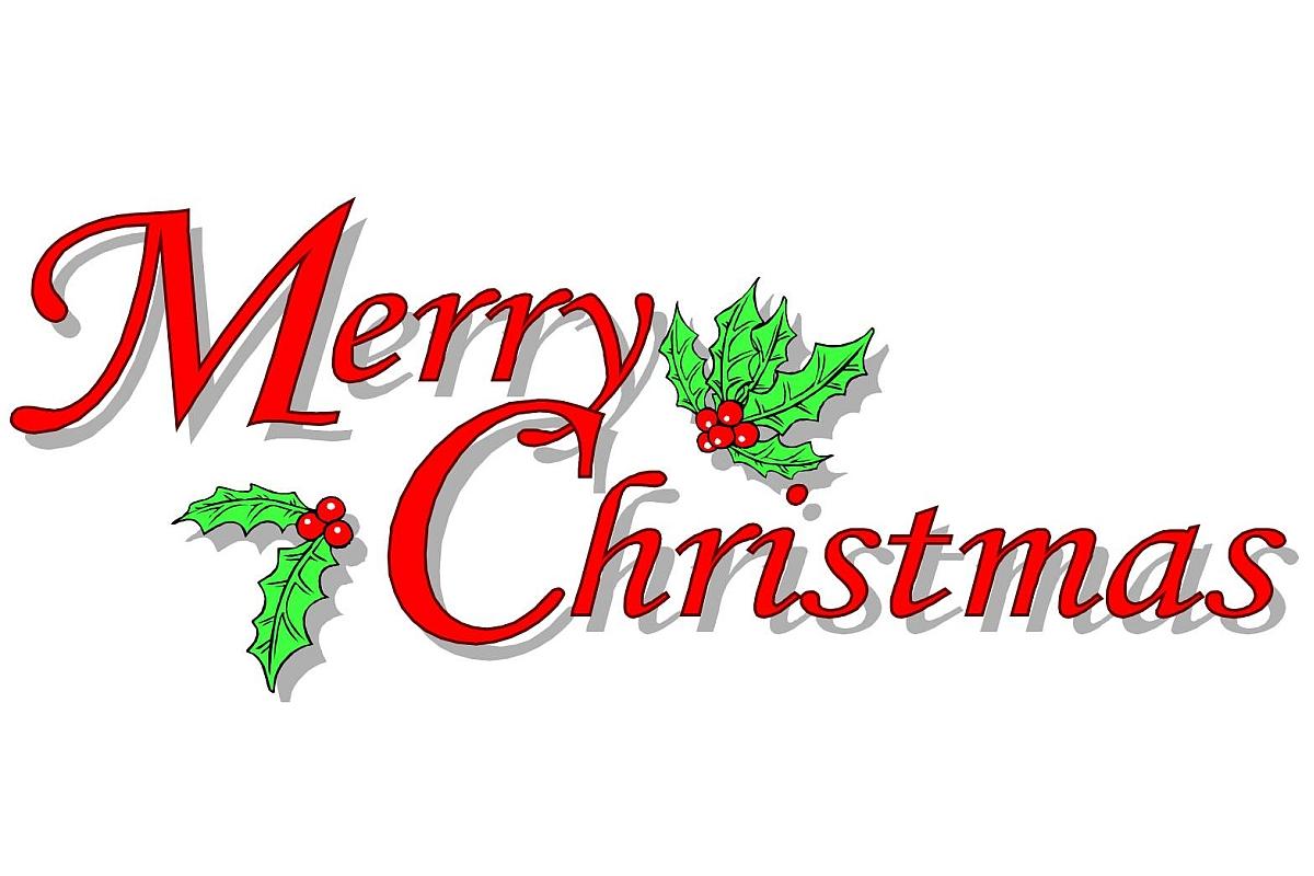 Mickey Christmas Clip Art Merry-christmas-clipart