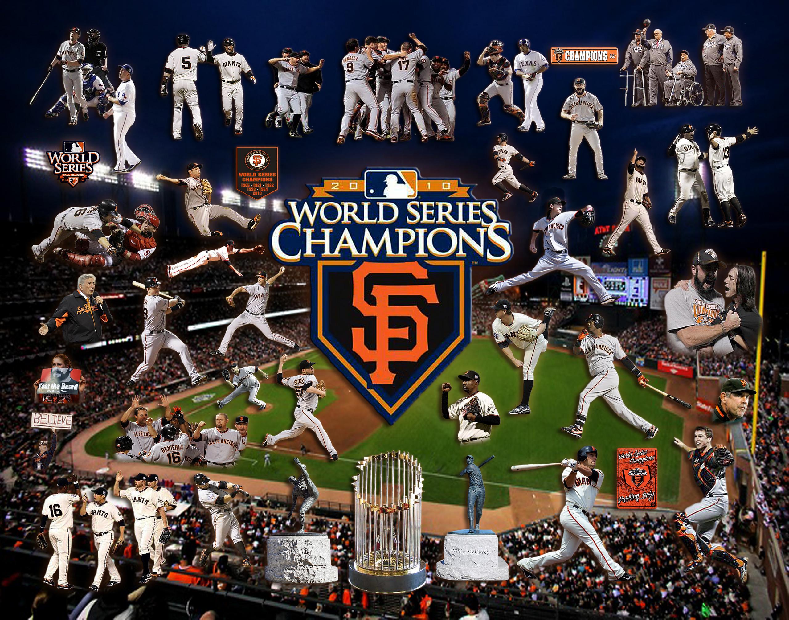World Series Champions   San Francisco Giants Photo 22493520 2560x2011