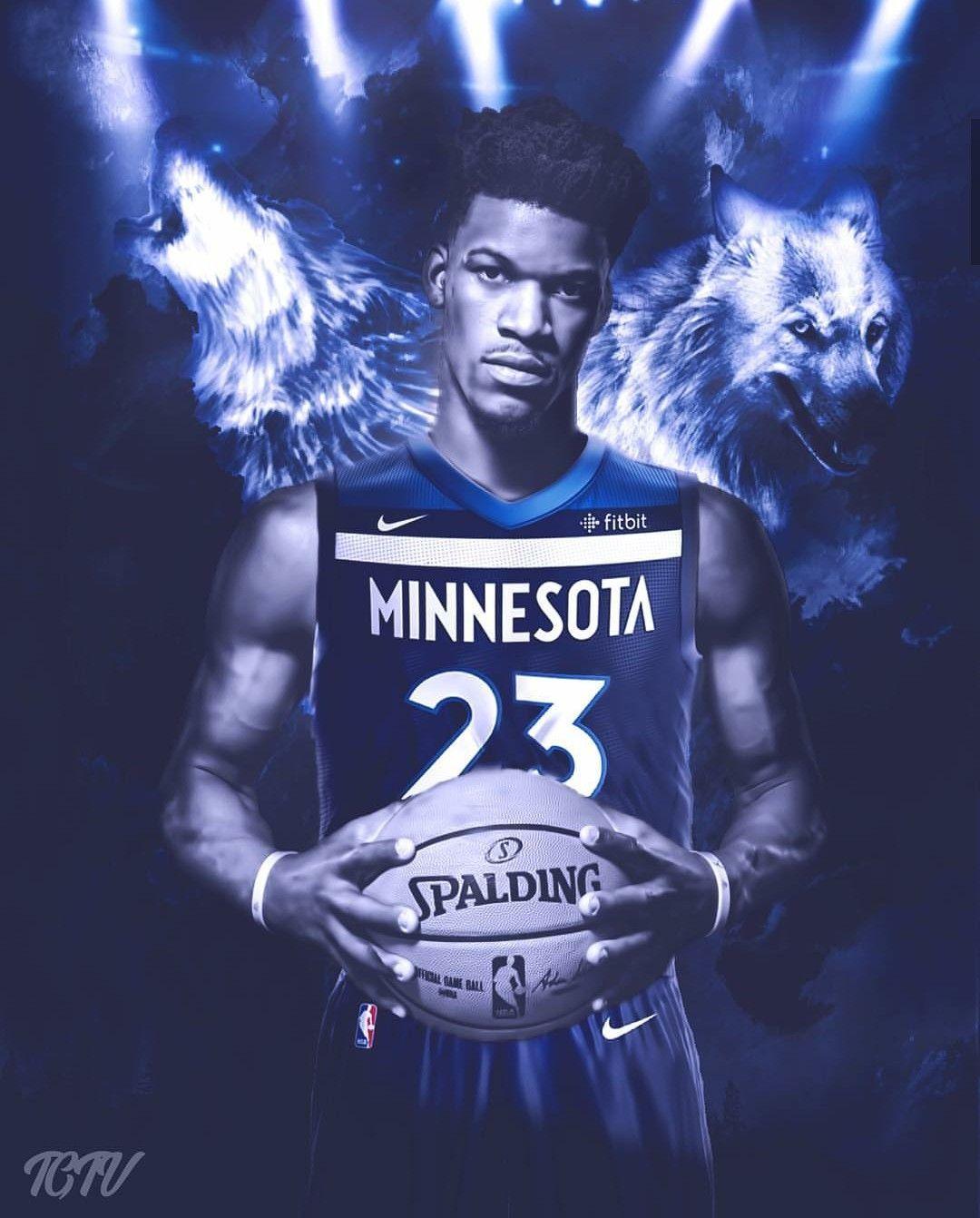 Jimmy Butler Minnesota Timberwolves Basketball Nba wallpapers 1080x1342
