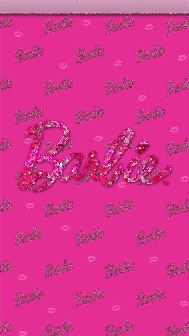 Barbie Wallpaper Pink wallpaper iphone Pink wallpaper Love 640x1136