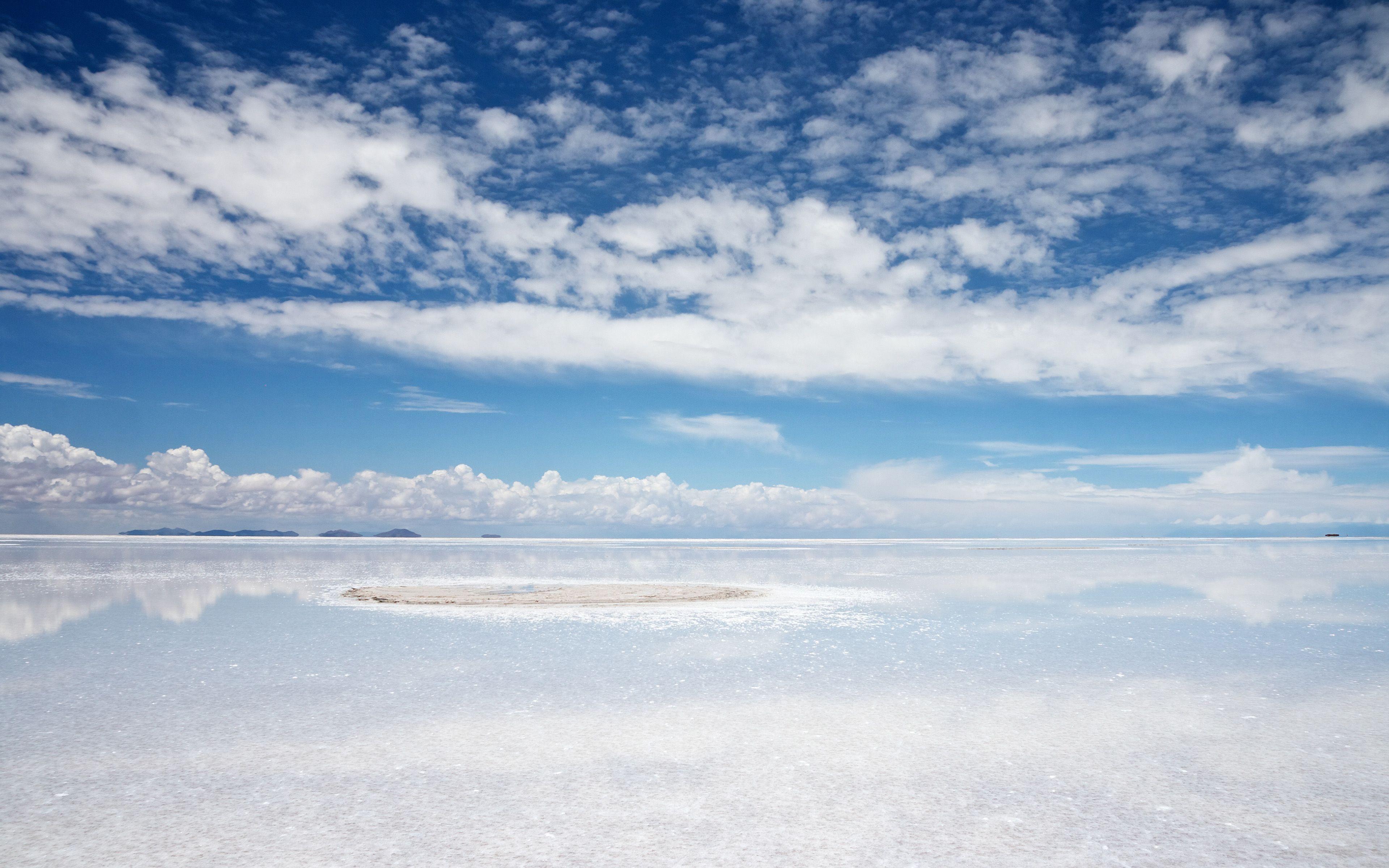 Salar de Uyuni Bolivia Bolivia Salar de uyuni bolivia Salar 3840x2400