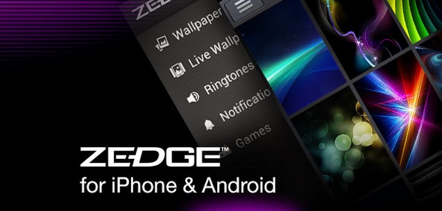 ZEDGE Ringtones Wallpapers 453 ad free apk for android offers you 637x304