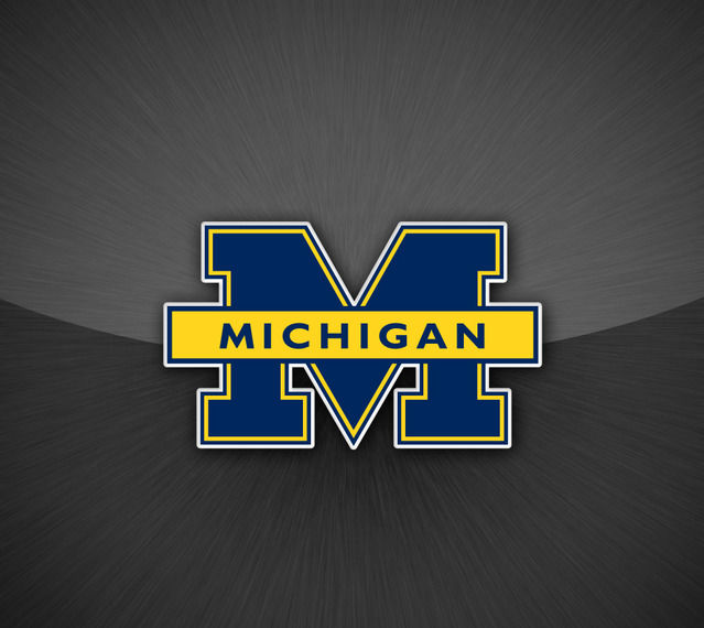 michigan wolverines wallpaper iphone 639x570