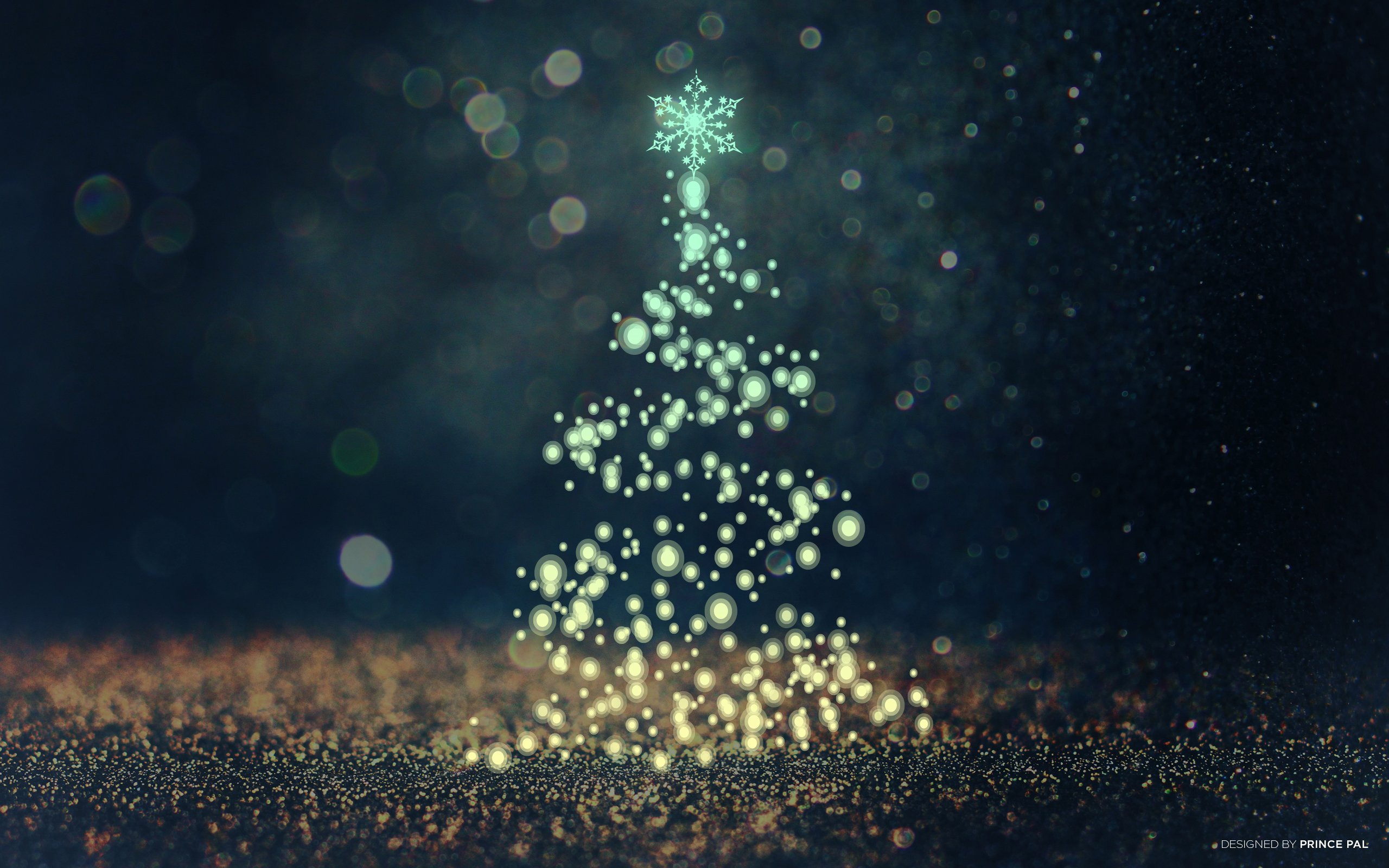 Stunning Brand New Christmas 2014 Wallpapers 2560x1600