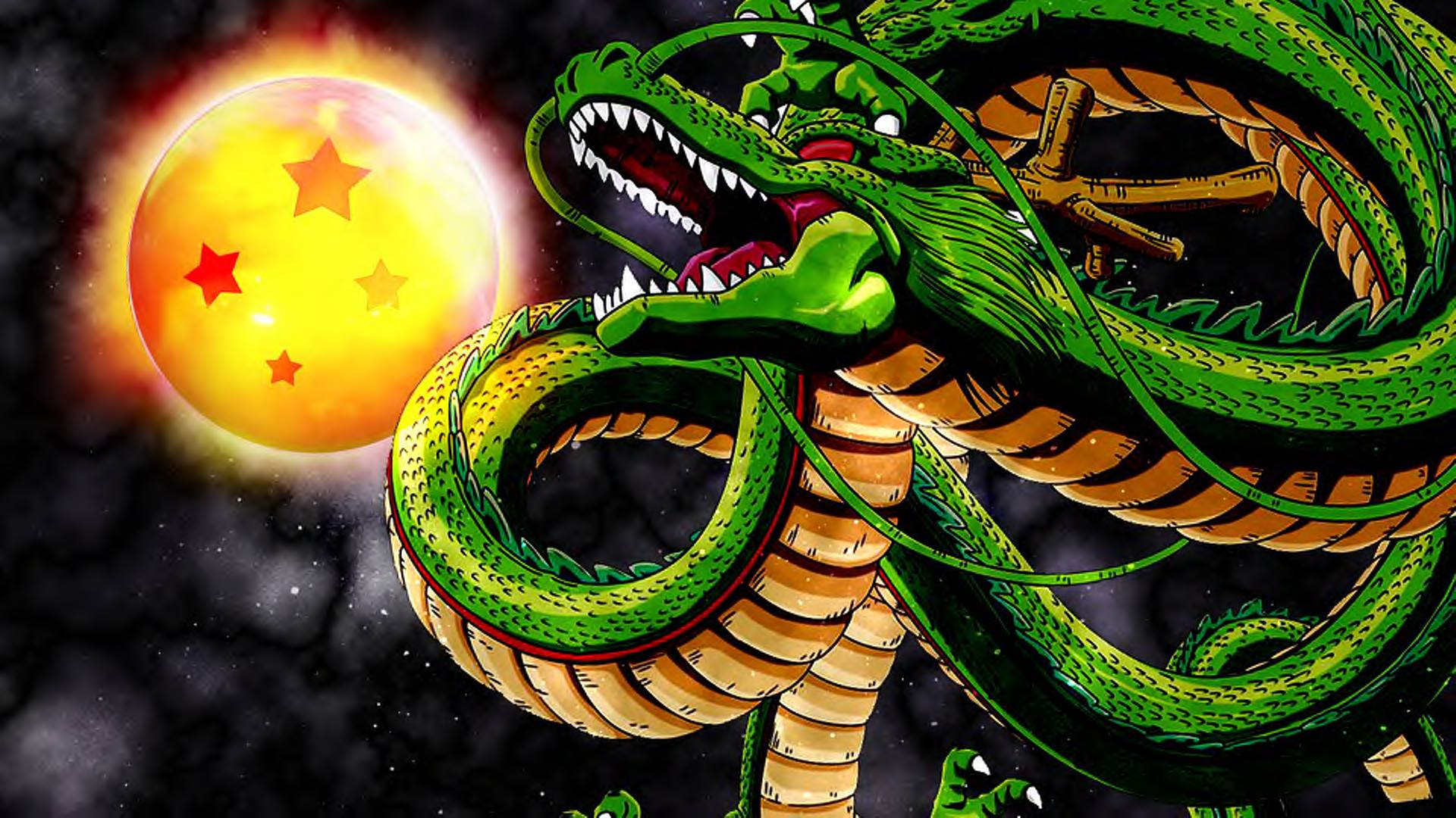 Dragon Ball Z Dragon Wallpaper 6076 Wallpaper Cool Walldiskpaper 1920x1080