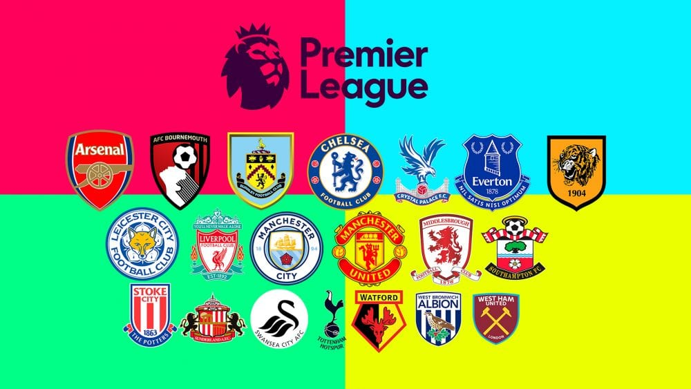 Betting Tips For the 20172018 English Premier League Season 1920x1080