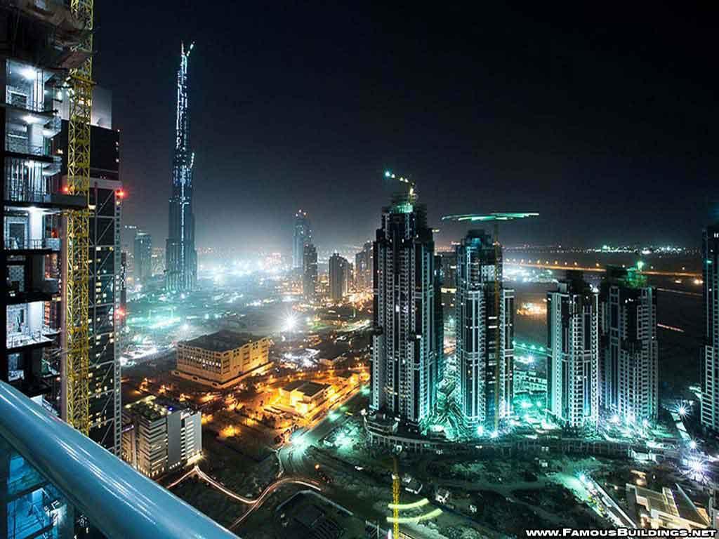 All Wallpapers Dubai Buildings Wallpapers 1024x768
