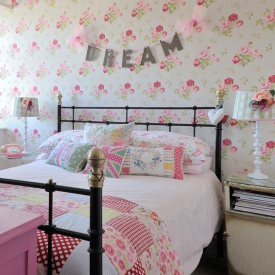 girly teenage bedroom teenage bedroom ideas housetohomecouk