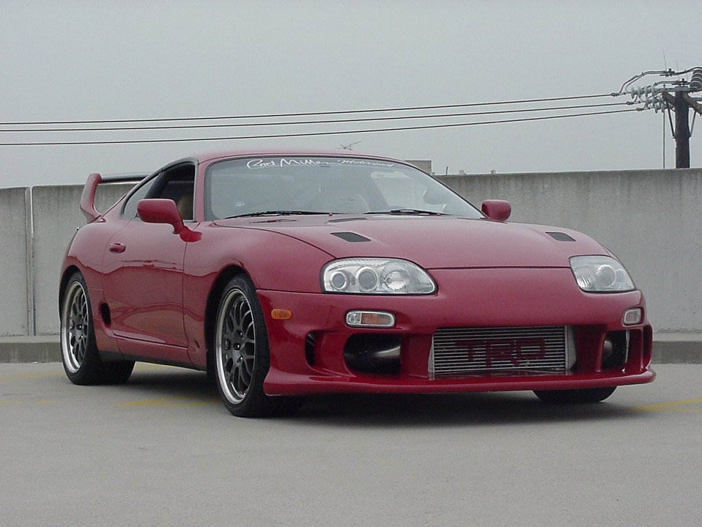 Toyota Supra Wallpaper 25068 Hd Wallpapers in Cars   Imagescicom 1024x768