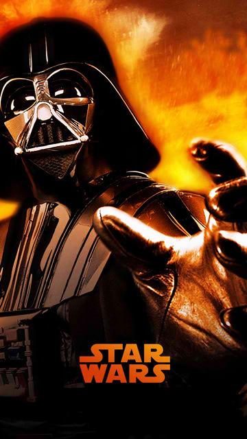 STAR WAR WALLPAPER Star Wars Phone Wallpaper 360x640