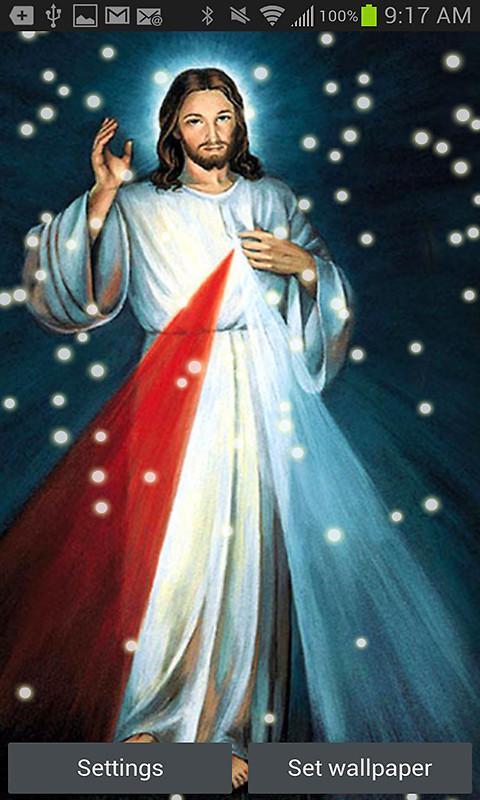 Free jesus live wallpaper wallpapersafari - Jesus wallpaper for android mobile ...