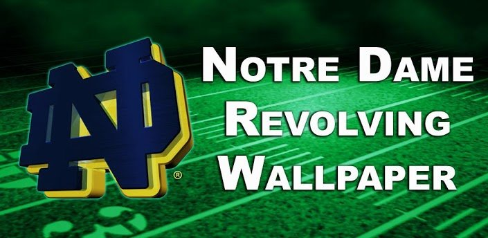 Notre Dame Football 2013 Schedule Wallpaper Notre dame revolving 705x344