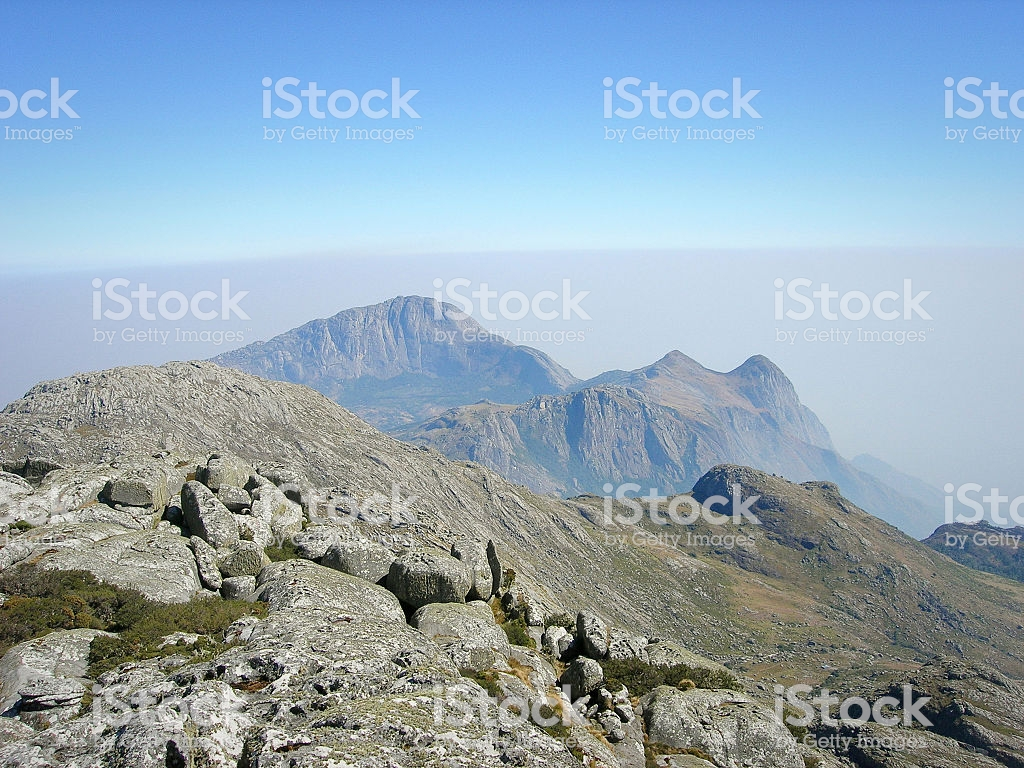 Summit Of Mount Mulanje Malawi Southern Africa Stock Photo More 1024x768
