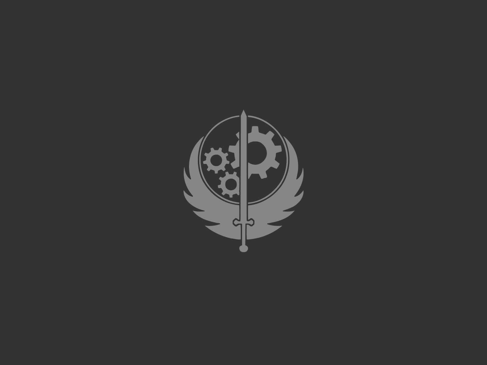 46 Fallout Logo Wallpaper On Wallpapersafari