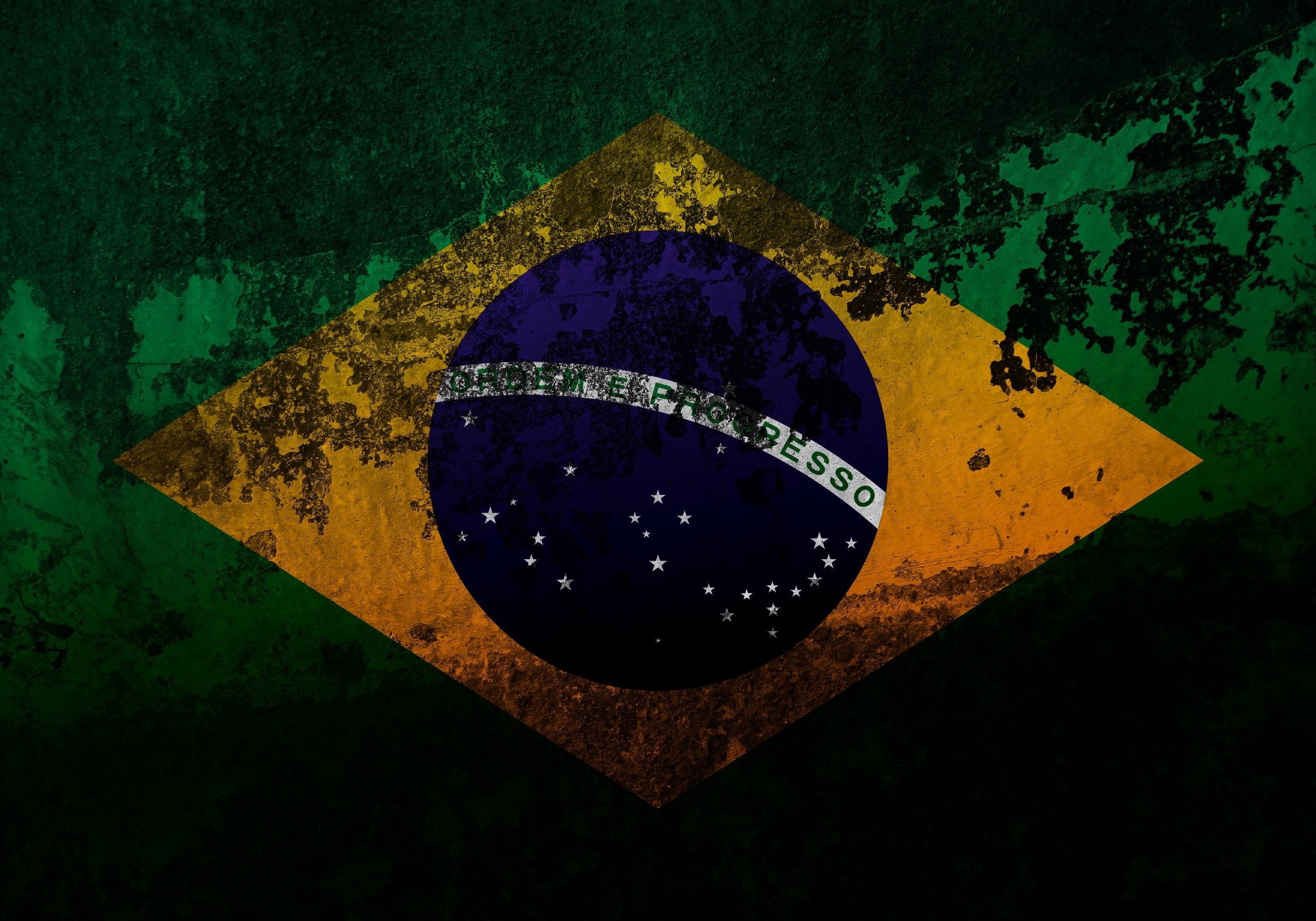 флаг бразилии фото обои этой статье