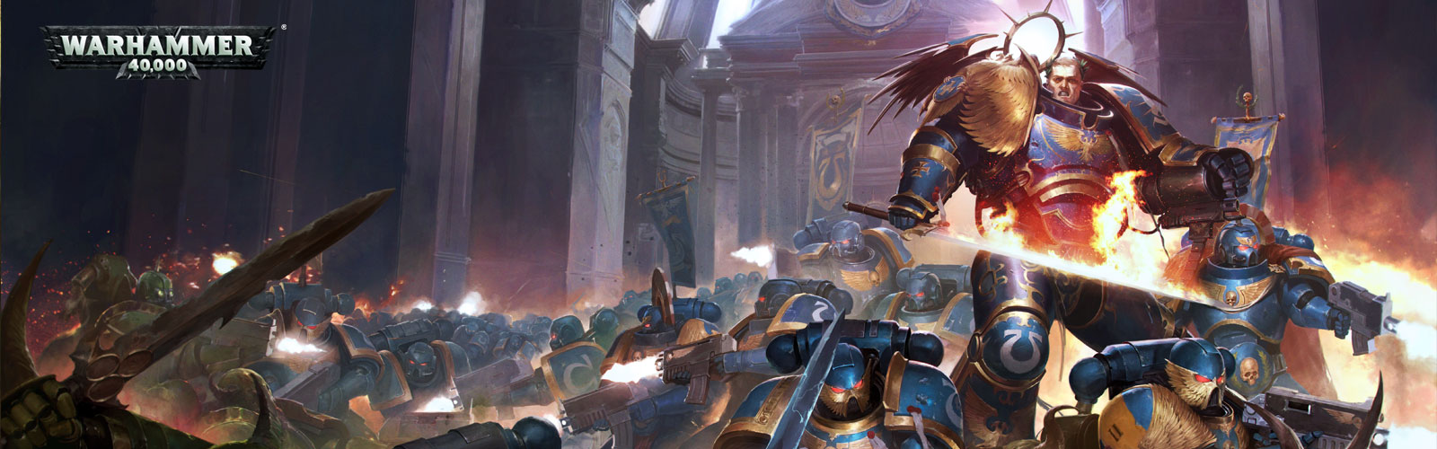 WARHAMMER ART  The official collection of iconic artwork 1600x500