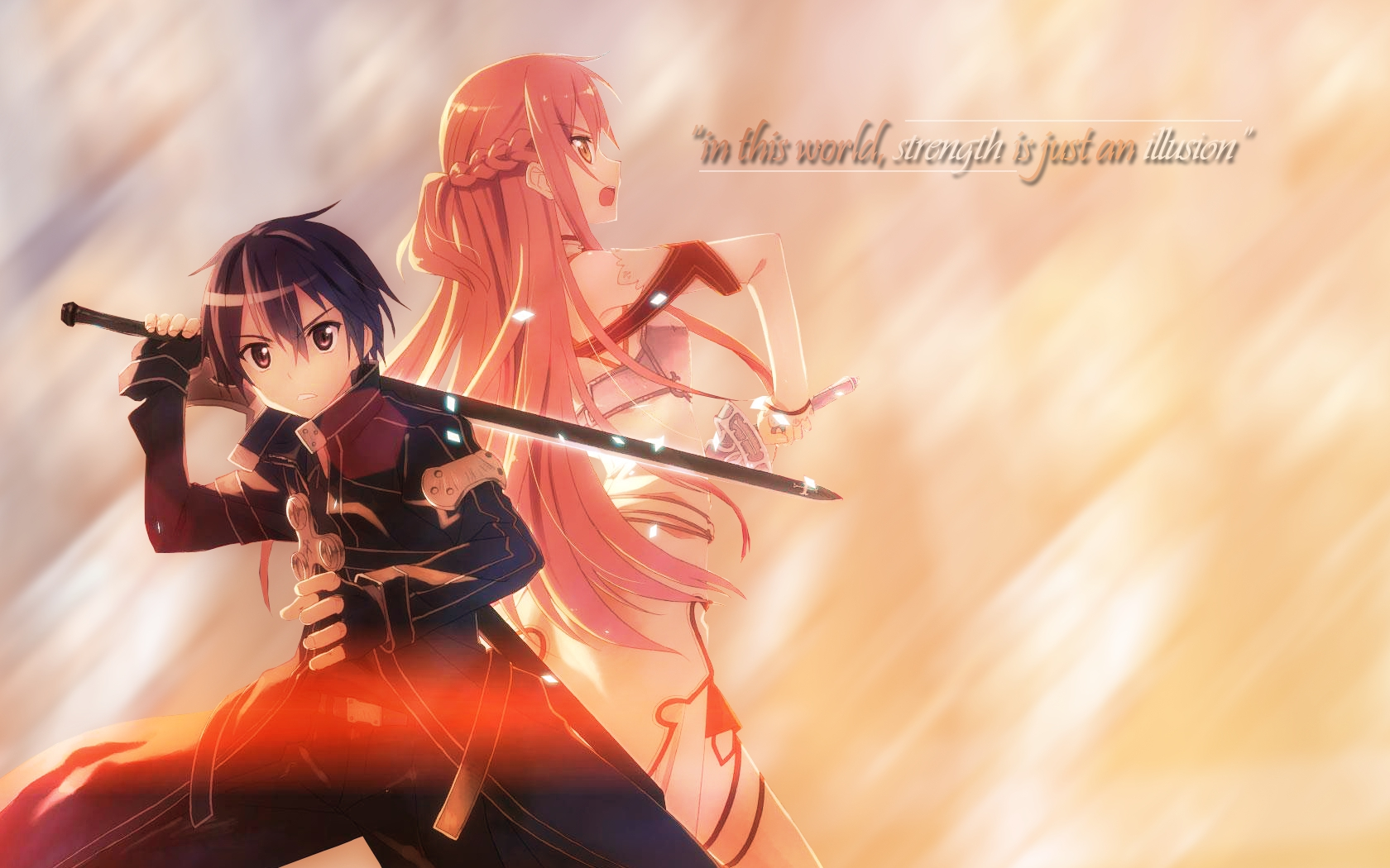 49+ Epic Sword Art Online Wallpapers on WallpaperSafari
