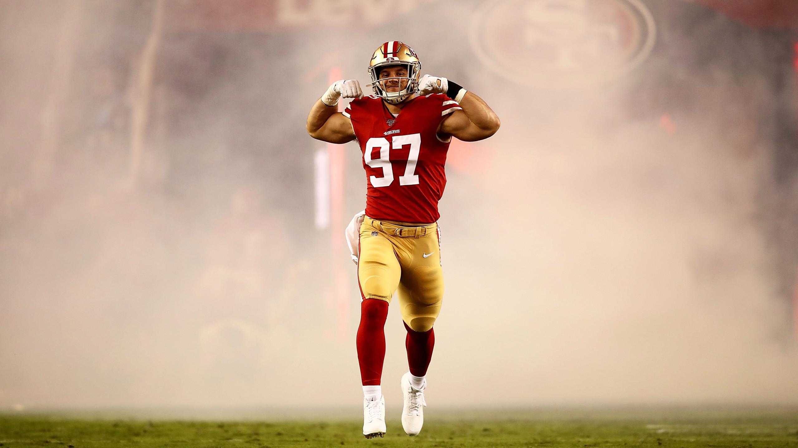 49ers Week 12 flexes to Sunday Night Football KRON4 2560x1440