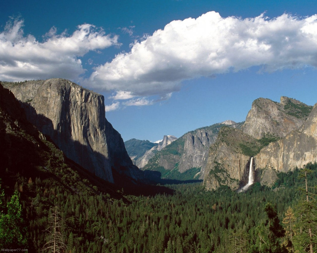 Yosemite Valley 1280x1024 pixels Wallpapers tagged Landscape 1280x1024