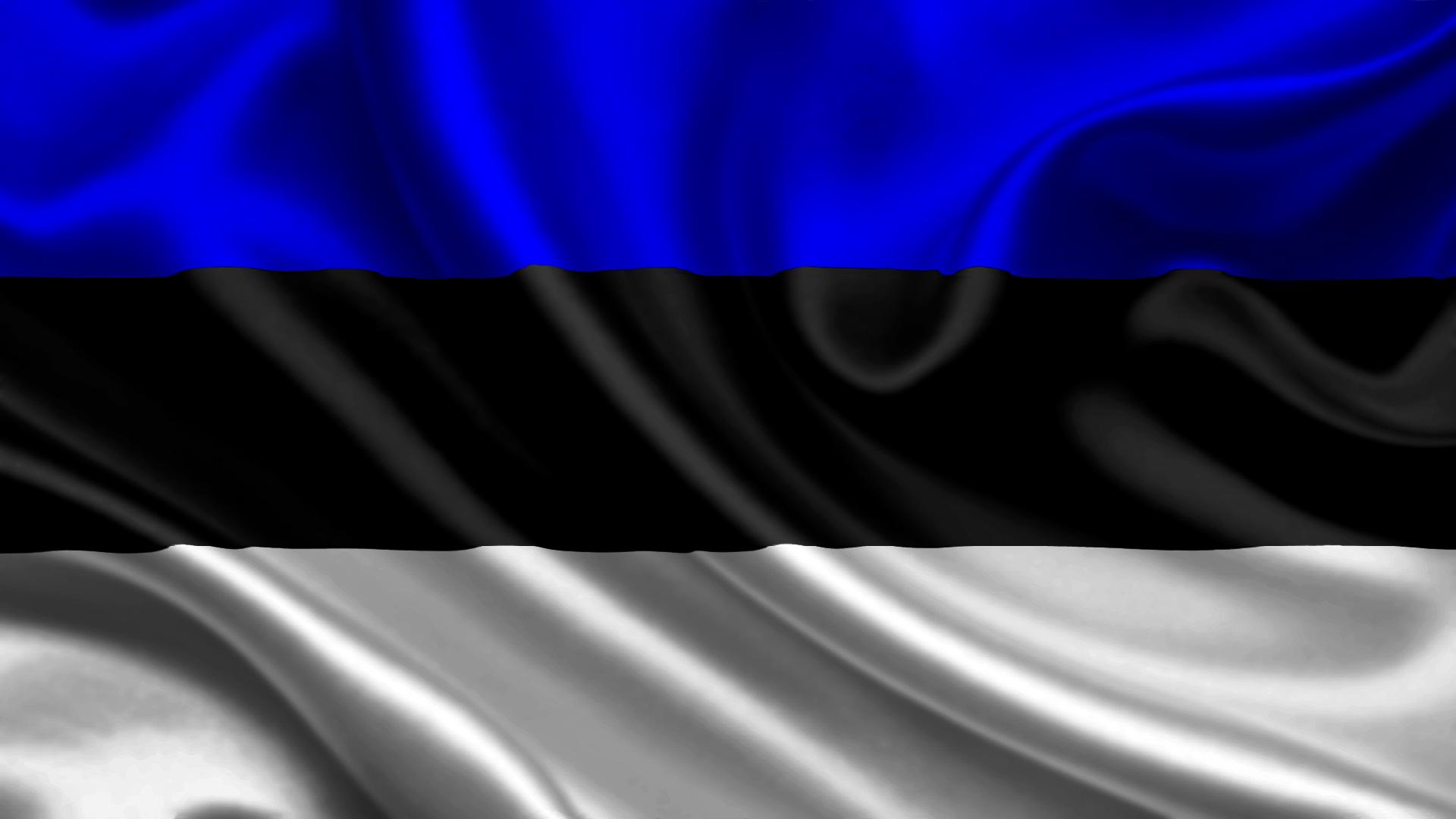 Estonia Flag Wallpaper 51631 1920x1080px 1920x1080