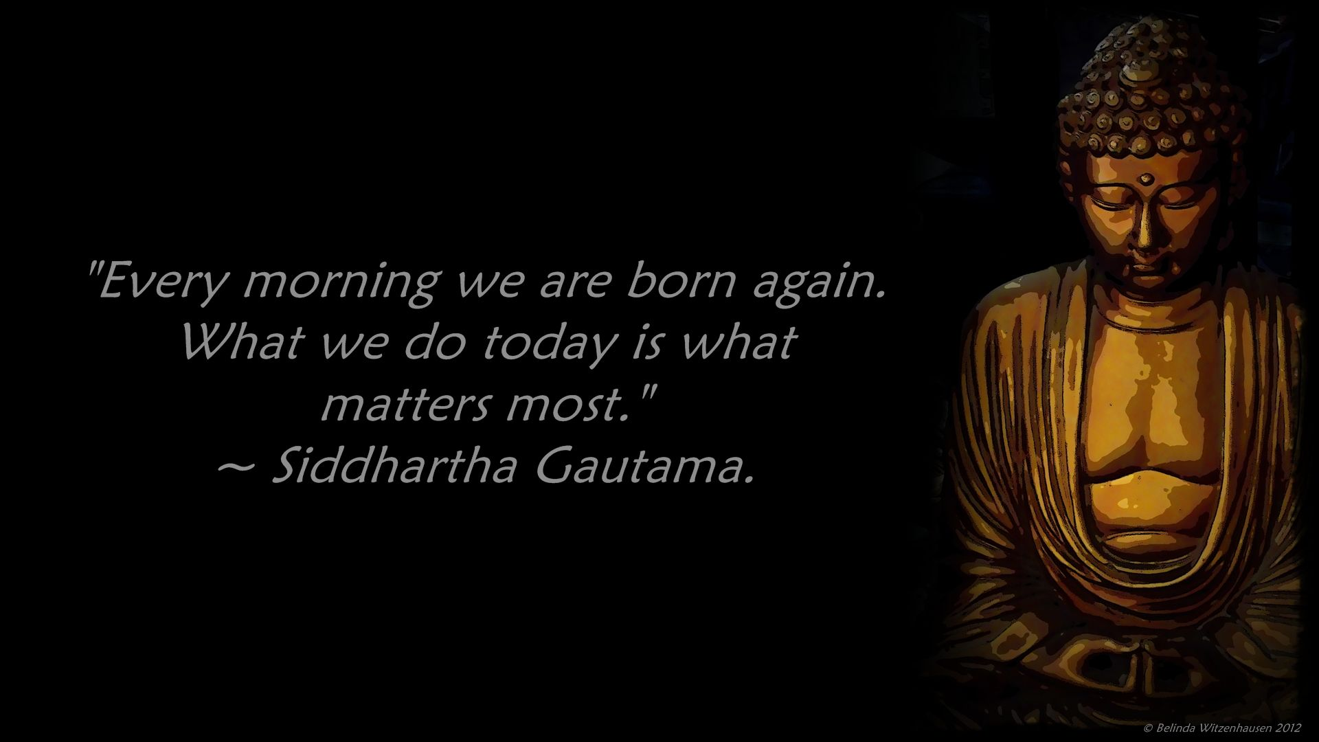 Buddha Quotes Wallpapers 1920x1080