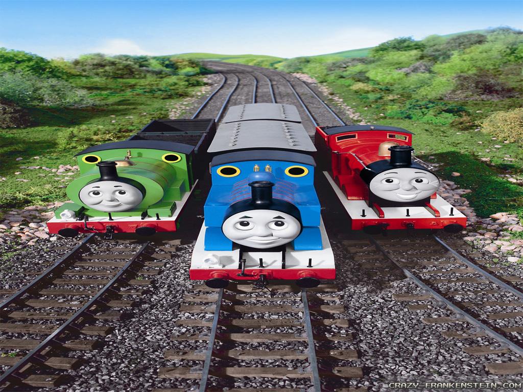 traintrains vehicles thomas the tank engine desktop hd wallpaper 1024x768