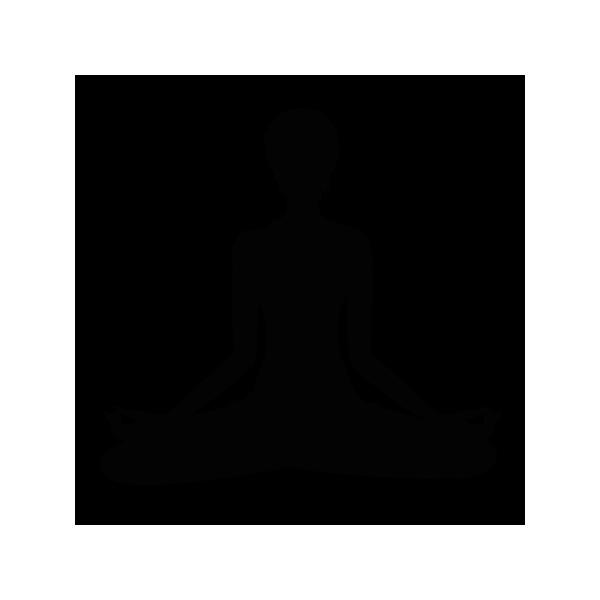 Yoga zen dessin 600x600