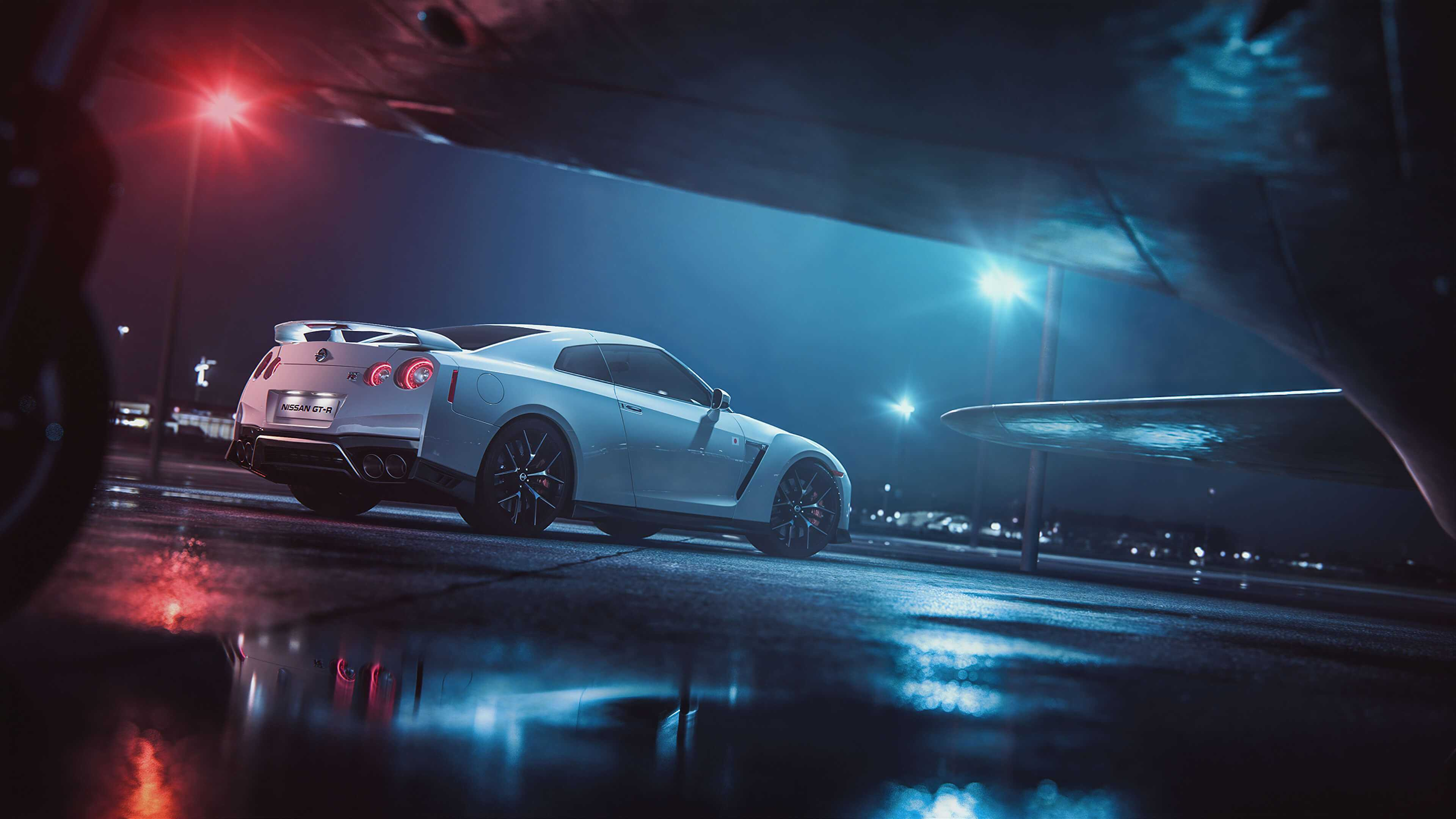 Nissan GTR Background   KoLPaPer   Awesome HD Wallpapers 3840x2160
