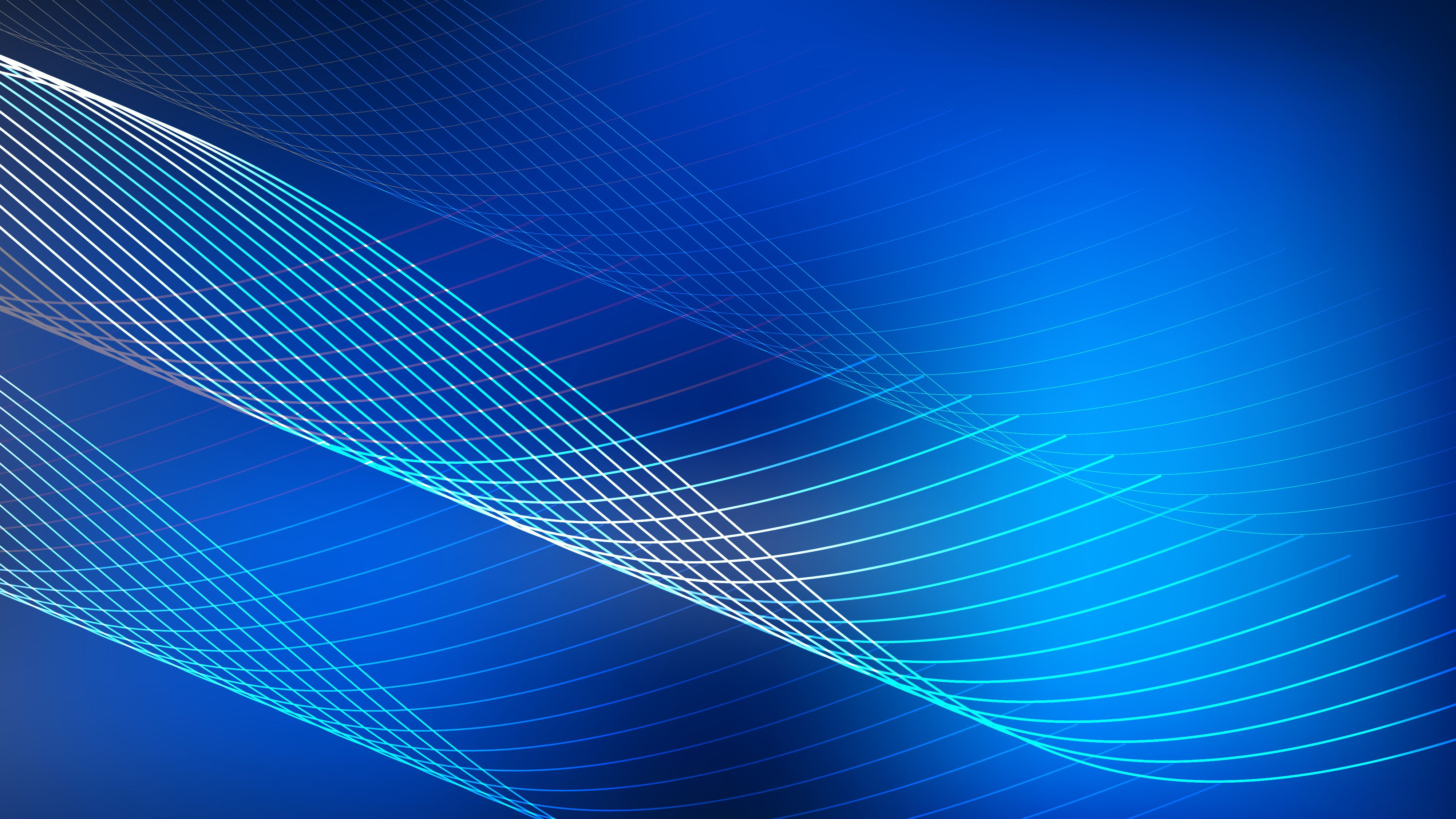 Blue Electric Line   Background Image design 4000x2250