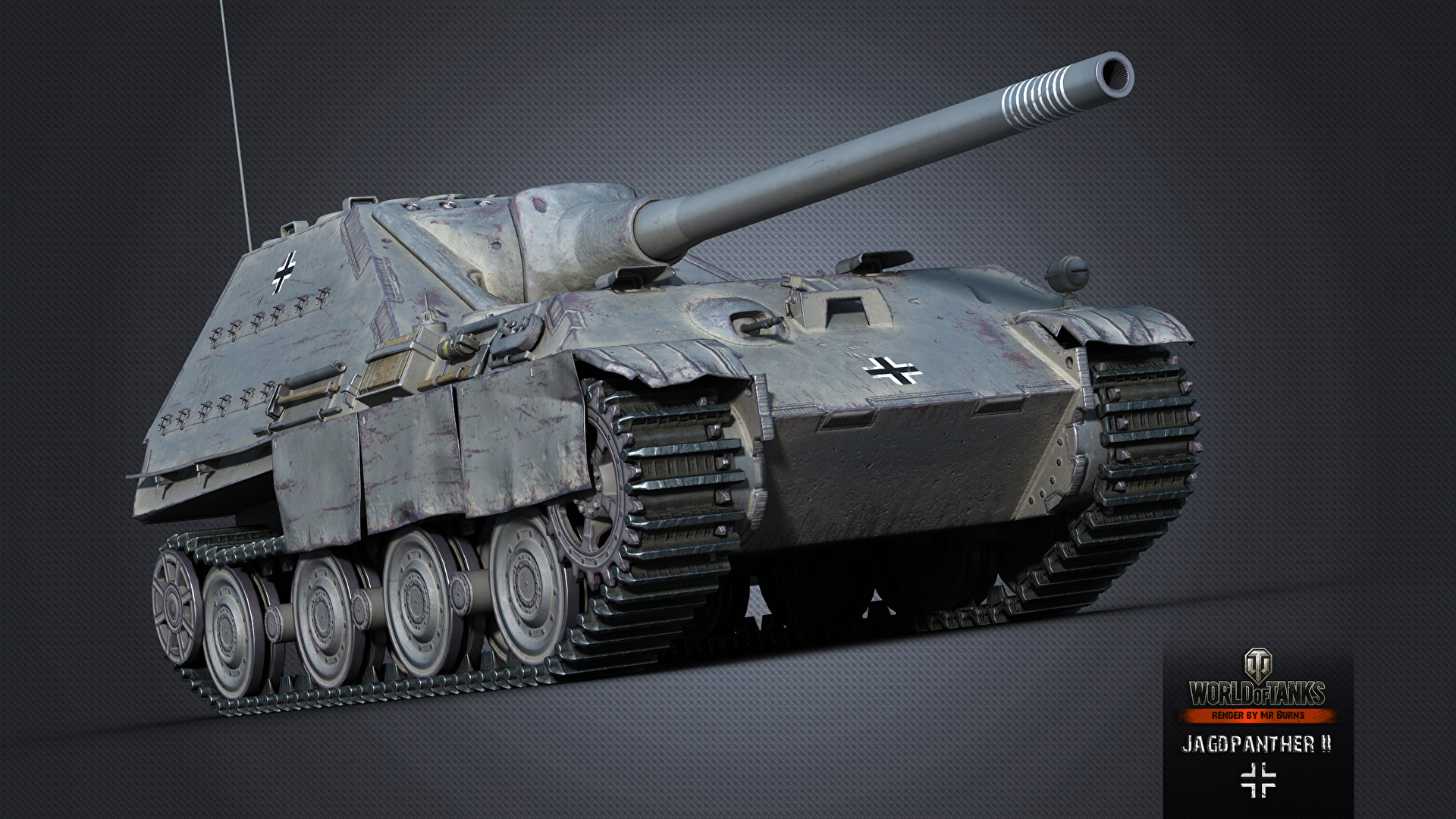 Images WOT SPG Jagdpanther II vdeo game 1920x1080 1920x1080