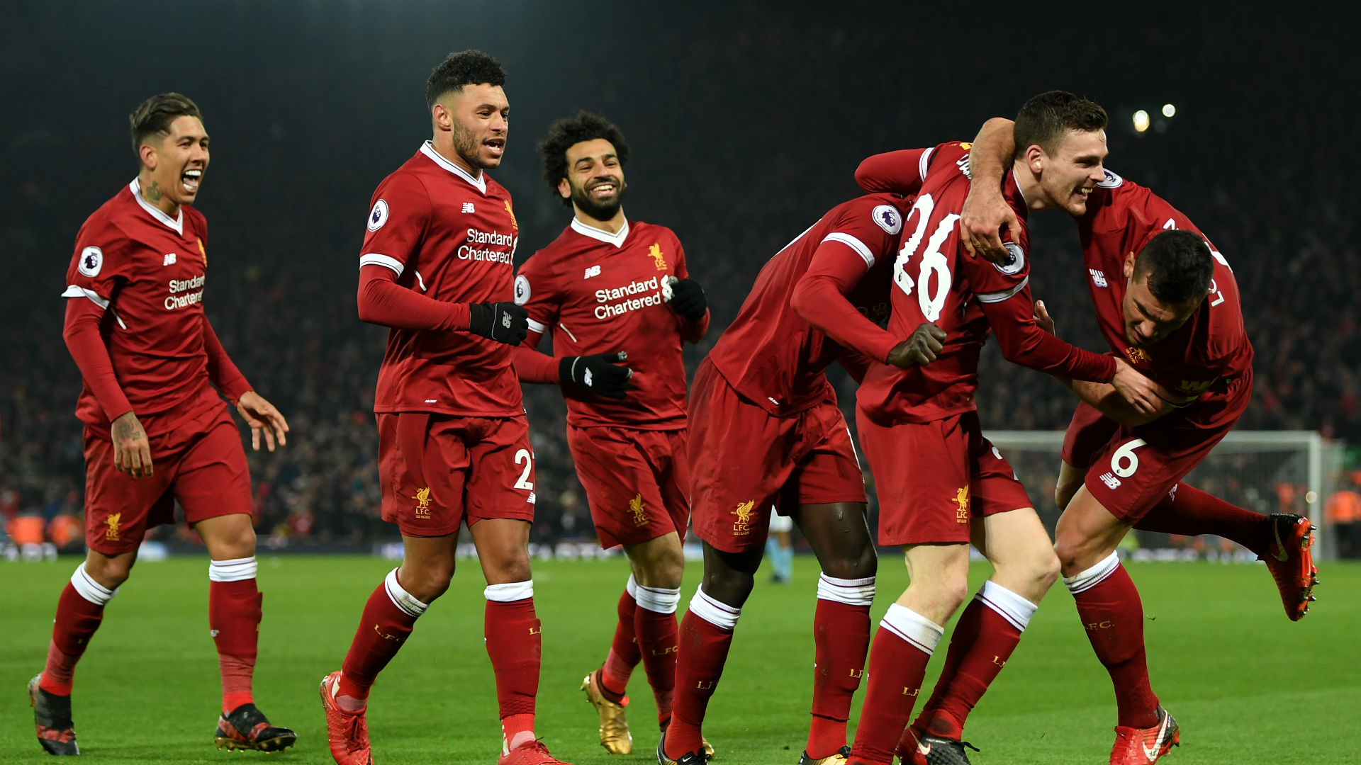 Premier league 20182019 Champion Liverpool Betinumcom 1920x1080