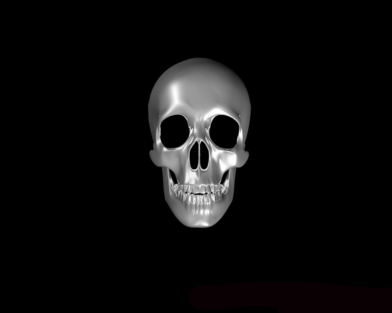 evil skull wallpapers screensaver - photo #49