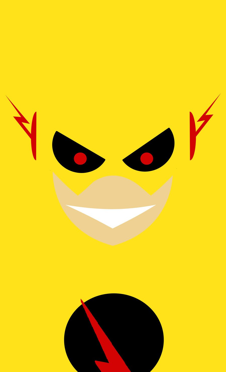 Reverse Flash Logo Reverse Flash 900x1482