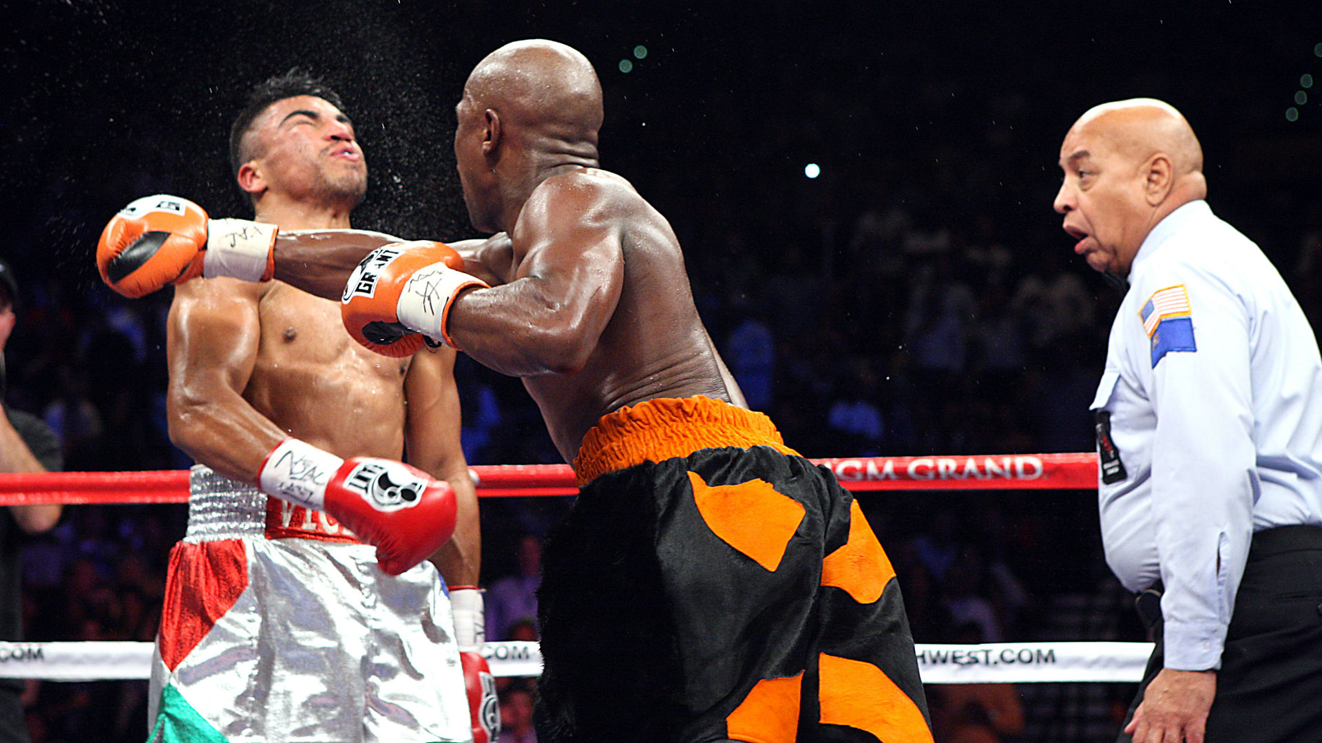 Victor Ortiz Floyd Mayweather Jr owes me a rematch Other 1920x1080