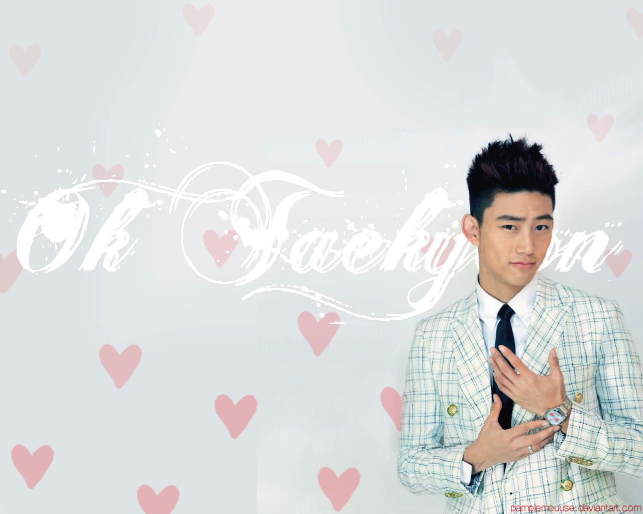Taecyeon   taecyeon 2pm Wallpaper 34432639 1280x1024