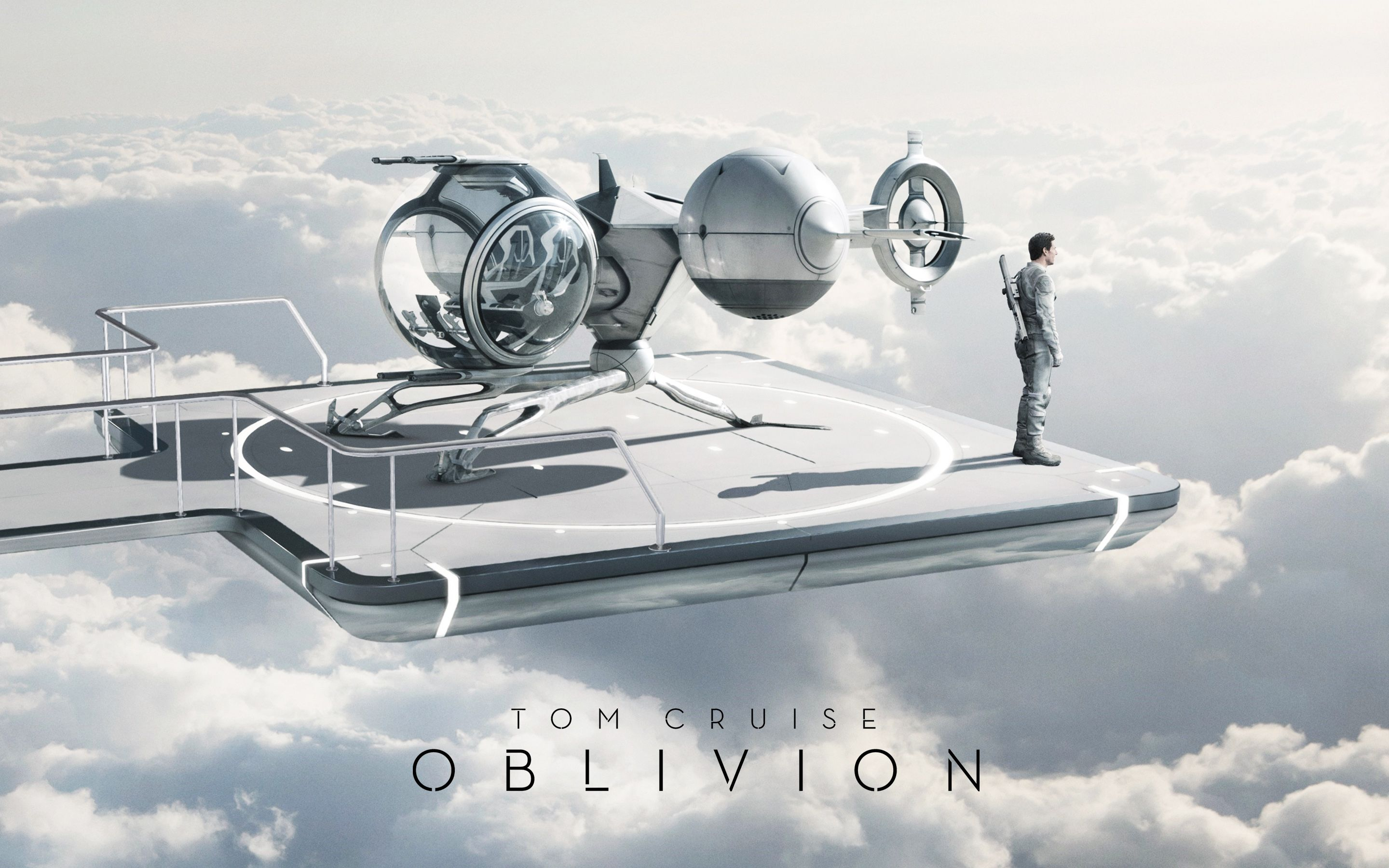 Tom Cruise Oblivion Movie Wallpapers HD Wallpapers Favorite 2880x1800