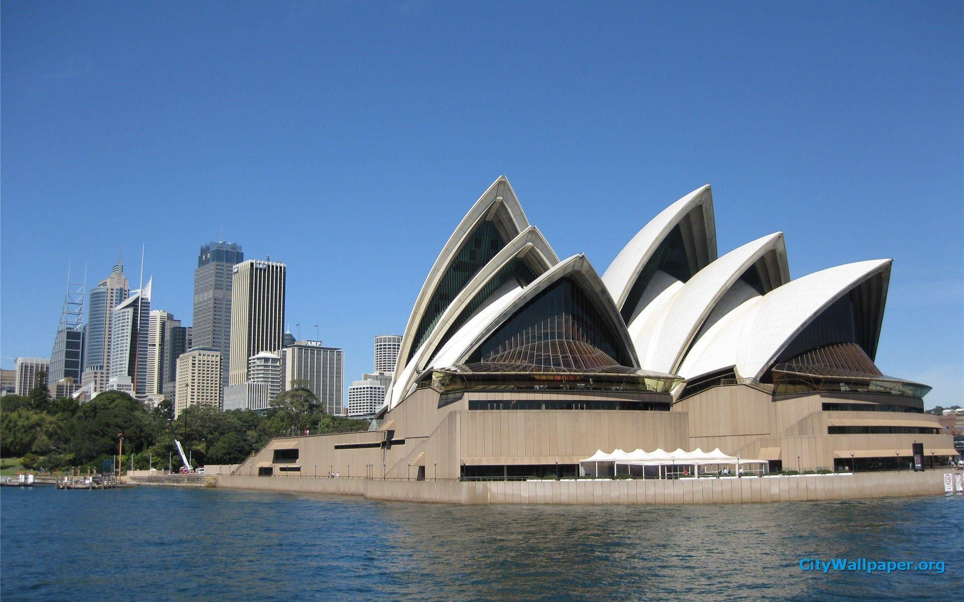 Sydney Opera House Wallpapers 1920x1200