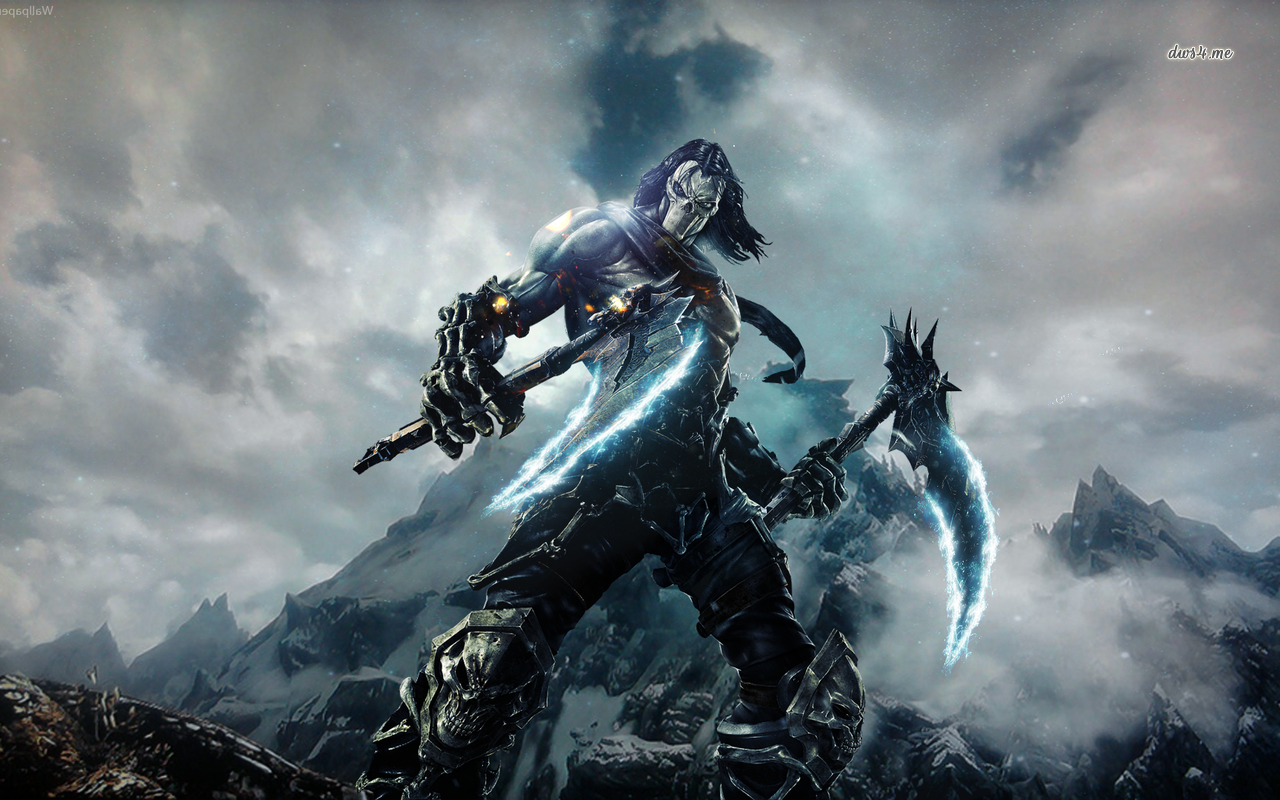 Darksiders II wallpaper   Game wallpapers   12349 1280x800