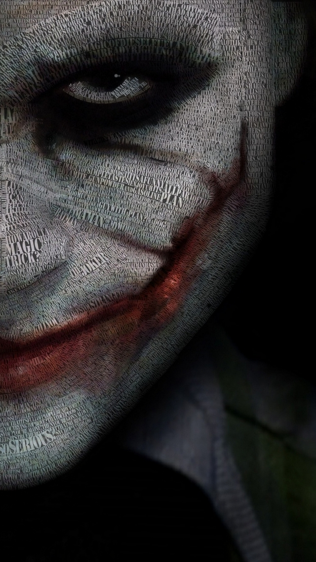 Free Download Joker Iphone Wallpaper 640x1136 For Your