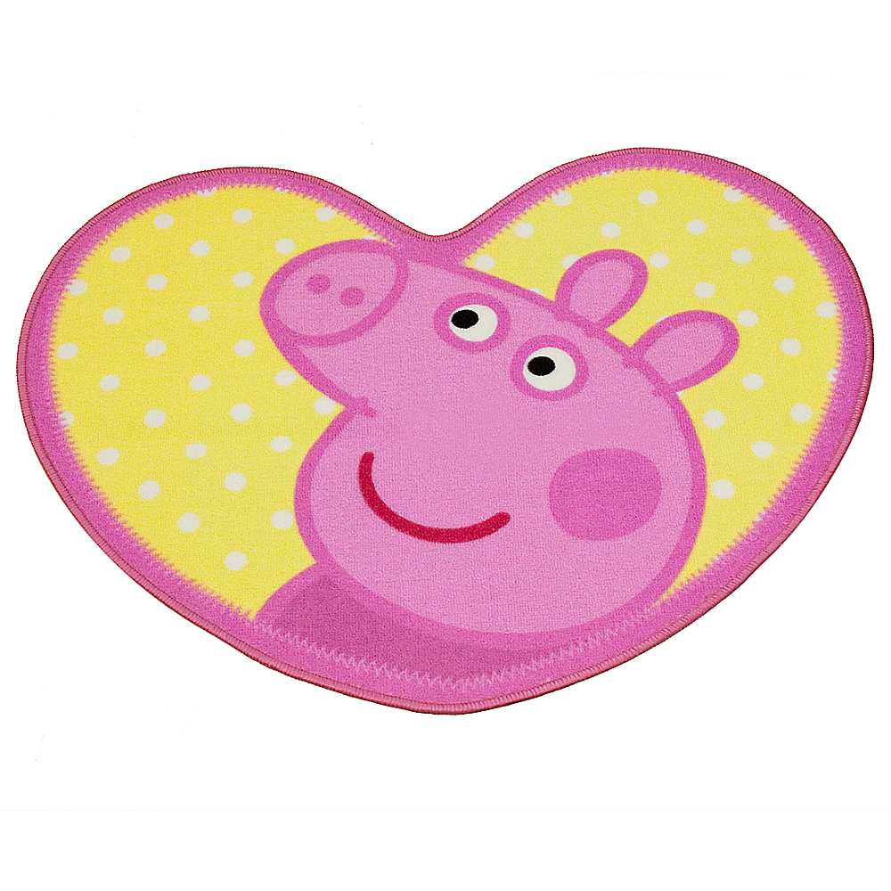 Peppa Pig Party Table Cover 1000x1000