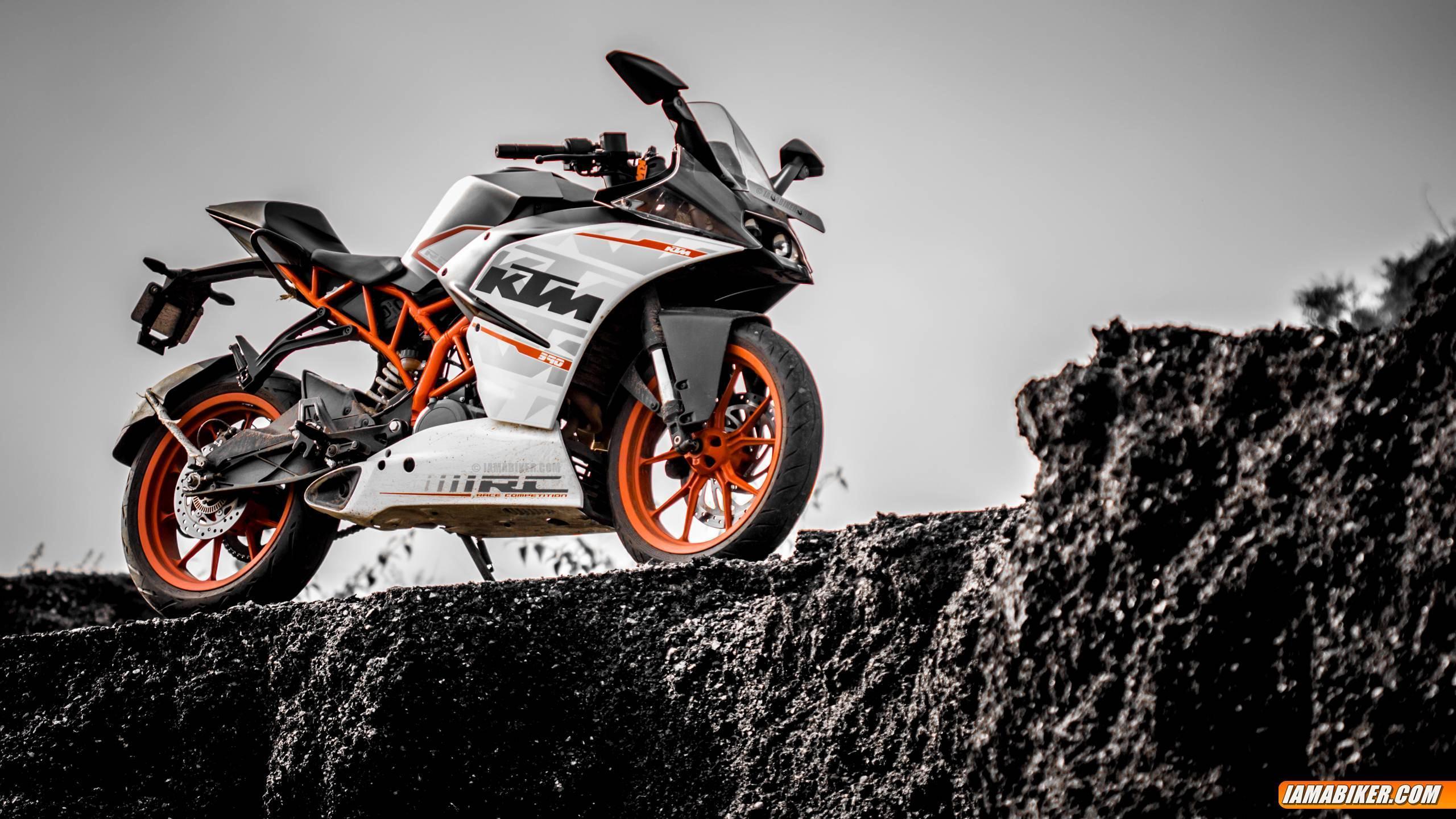 KTM Bike Wallpapers 2560x1440