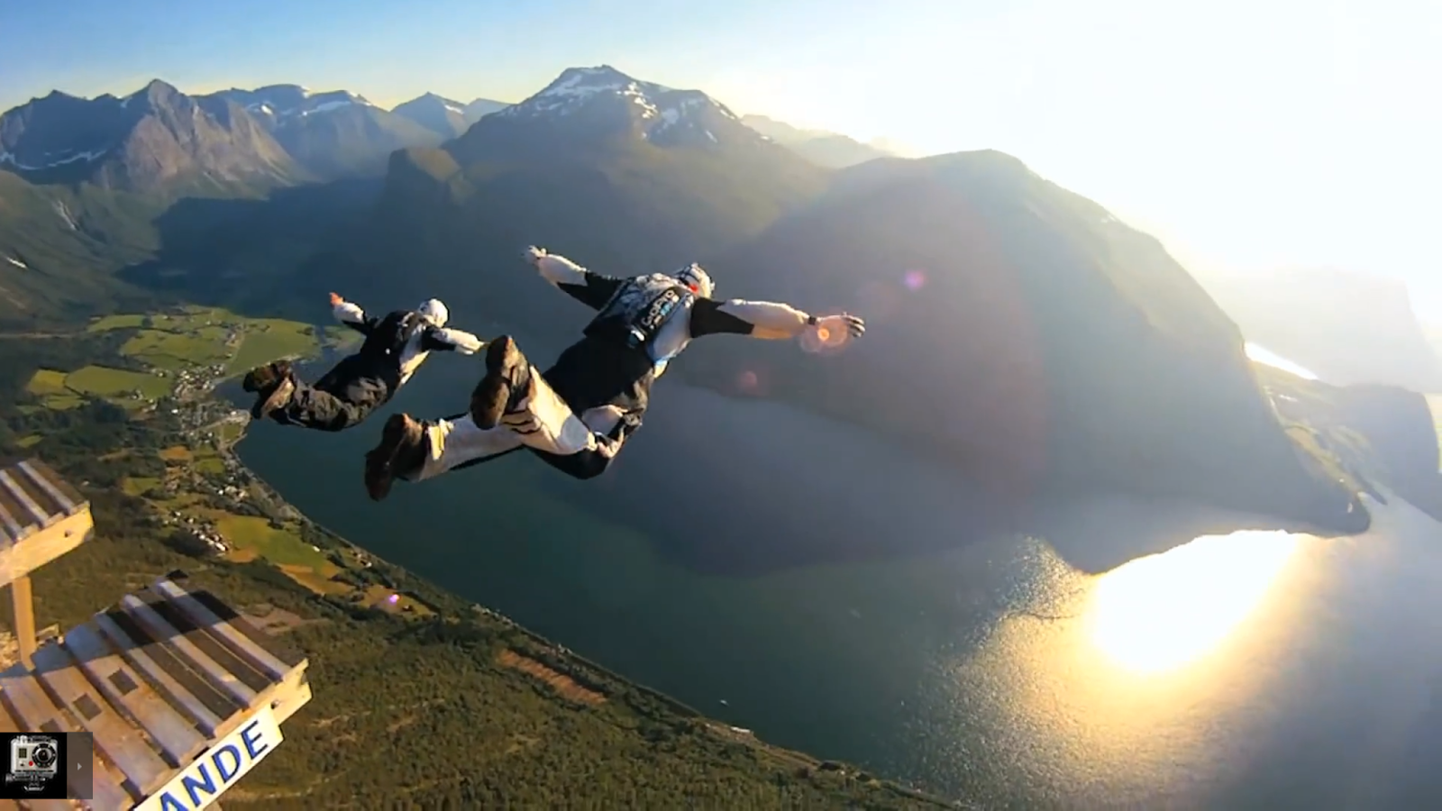 Wingsuit Wallpaper - WallpaperSafari